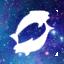 Ícone do signo Peixes