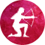 Ícone do signo Sagitário